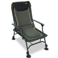 Wygodny fotel karpiowy z podłokietnikami NGT Profiler