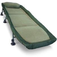 Łóżko karpiowe z polaarowym materacem NGT Classic