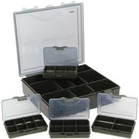 Organizer piórnik z pudełkami 4+1 NGT