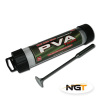 Tunel PVA siatka 35mm 7m z popychaczem NGT