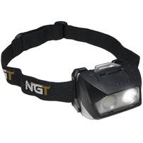 Mocna latarka czołowa ładowana NGT Dynamic