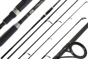 Wędzisko karpiowe paraboliczne 11ft 2,75 NGT Travel carp rod